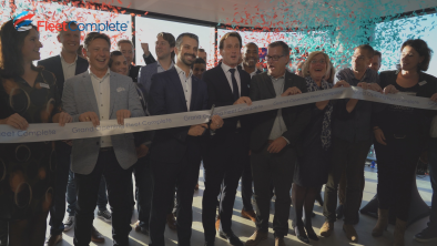 Fleet Complete – official opening